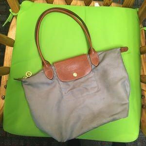 Longchamp Le Pliage tote bag small purse